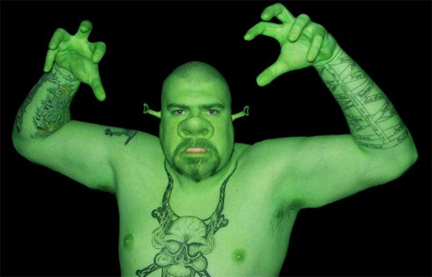 Shrek is God